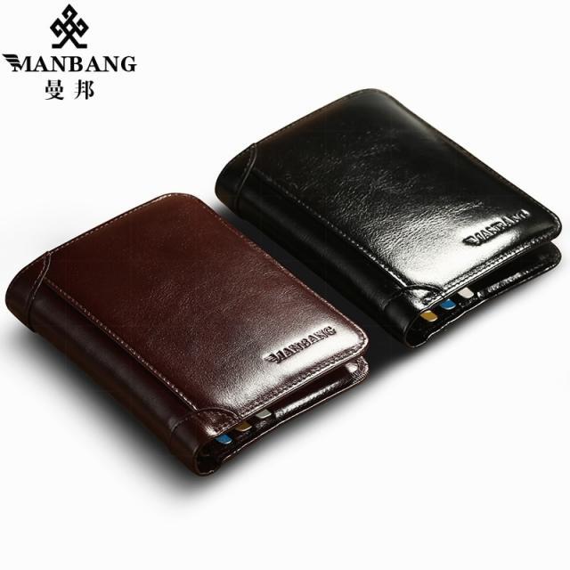 leather men's wallet|man wallet shortgenuine leather men wallet