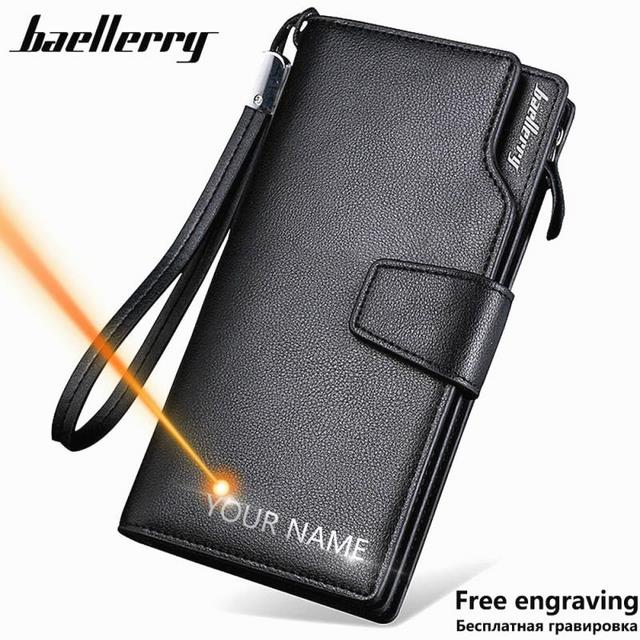 mens wallet long|wallet longbrand wallet for men
